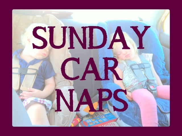 Photo Collection: Sunday Car Naps