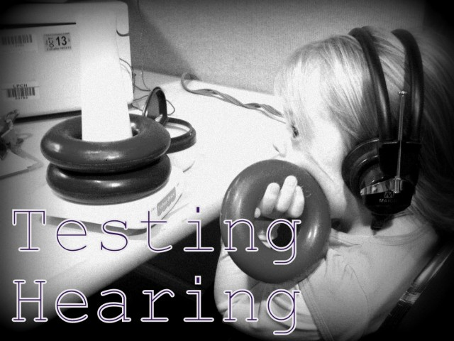 How they do a Hearing Test for a Toddler