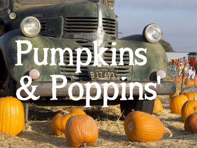 Pumpkins and Poppins'