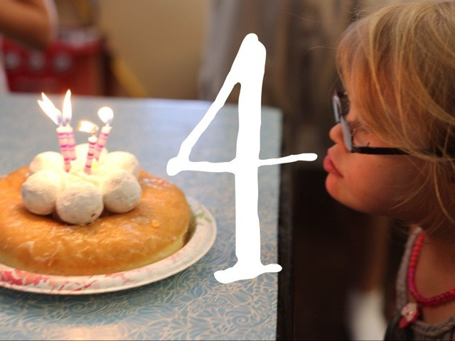 4: A Birthday Adventure