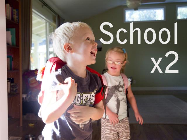 School X 2