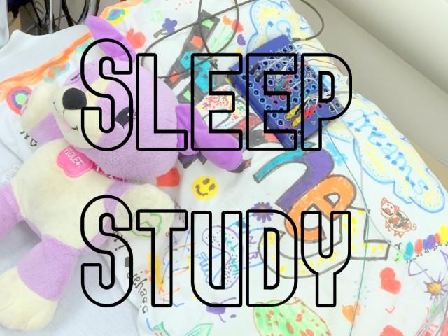 Sleep Study: how we figured out our baby had sleep apnea