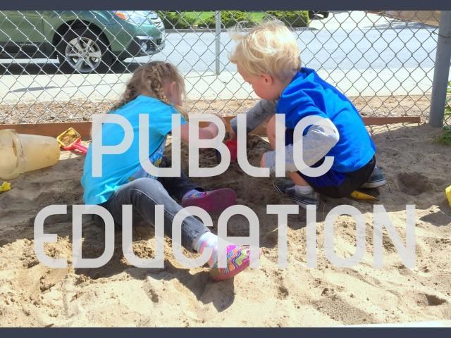 Free Appropriate Public Education: Preparing for Kindergarten