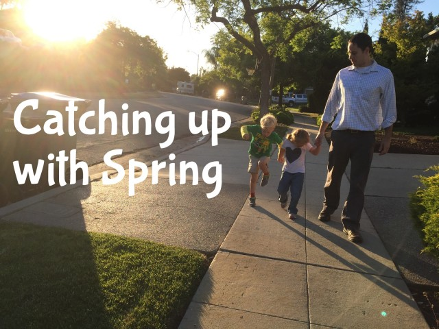 Catching up with Spring